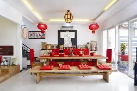 Inspirasi Motif Oriental pada Interior